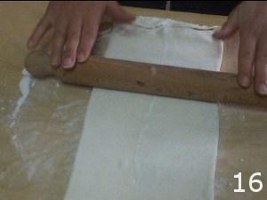 ingredienti pasta sfoglia