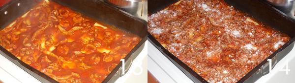 lasagna con ragu pesce Lasagne di pesce