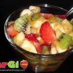 macedonia di frutta fresca