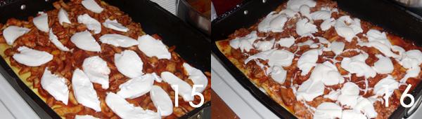 pesce besciamella Lasagne di pesce