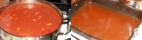 ragu di pesce Lasagne di pesce