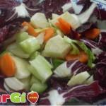 Ricette contorni: insalata sfiziosa
