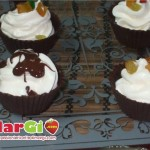 Cestini di cioccolato fondente: ricetta riciclo cioccolato