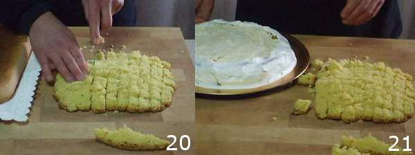 dolci semplici 20 21 Torta mimosa, ricetta con foto e video