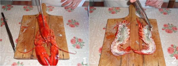 ricette astice