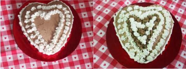 torte facili 8 9 Torta a forma di cuore per San Valentino