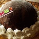 zuccotto con panna fragole e cioccolato 150x150 Zuccotto con panna, fragole e cioccolato