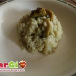 Risotto con carciofi, primi piatti semplici