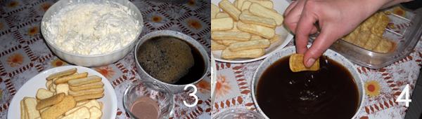 ricette pavesini Tiramisu con pavesini senza uova