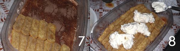tiramisu mascarpone Tiramisu con pavesini senza uova