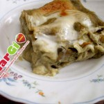 lasagne con carciofi