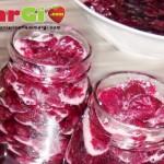 Confettura di ciliegie fatta in casa