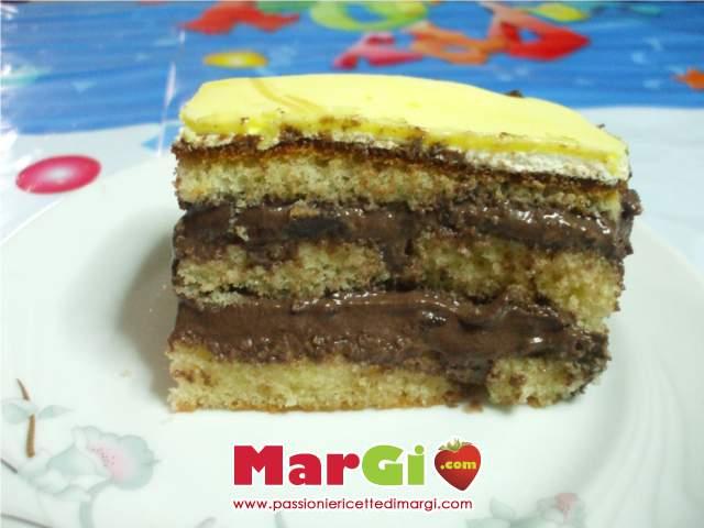 fettina  Torta Spongebob: torta di compleanno per bambini
