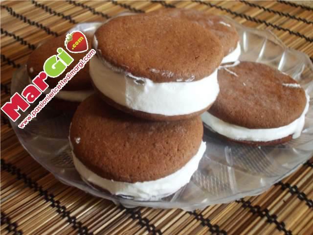 Gelato biscotto morbido dolci estivi freschi for Ricette dolci estivi