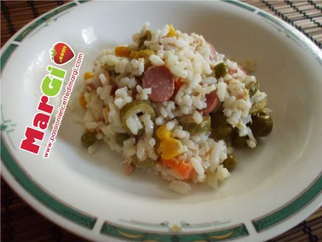 Insalata di riso primi piatti freddi for Primi piatti freddi