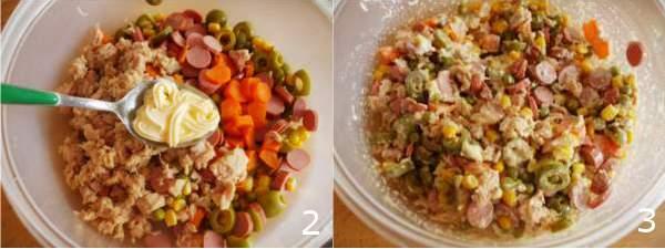 Insalata di riso primi piatti freddi for Primi piatti veloci da cucinare