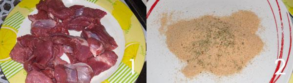 ricette tacchino Straccetti gustosi di tacchino con origano