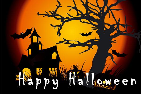 cartoline per halloween gratis utili per i vostri auguri
