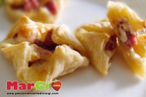 Ricetta cestini con cotechino e mozzarella antipasti di - Come cucinare le lenticchie con cotechino ...