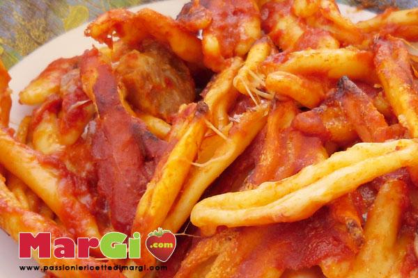 Ricetta pasta al forno con salsiccia e mozzarella - Cucina italiana moderna ...