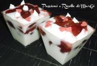 Parfait di yogurt