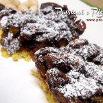 Crostata al torrone con pistacchi