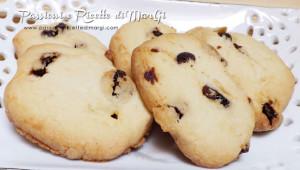 biscotti con cranberries