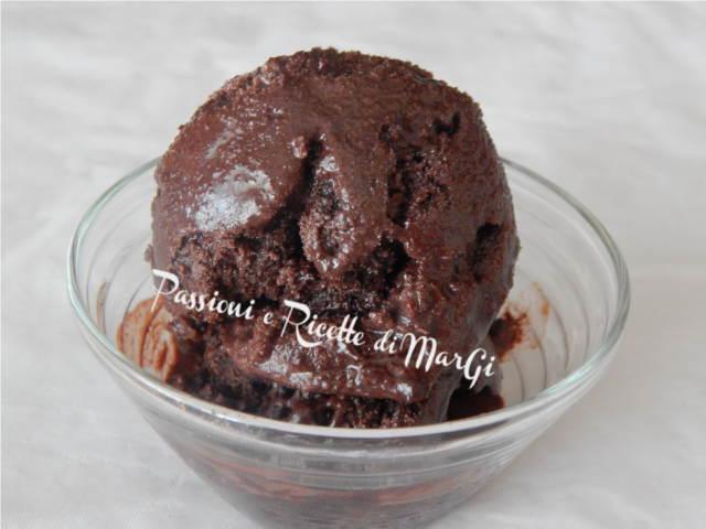 ricetta gelato istantaneo bimby