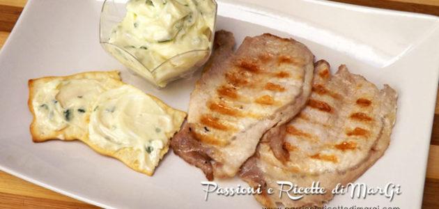 burro all'aglio