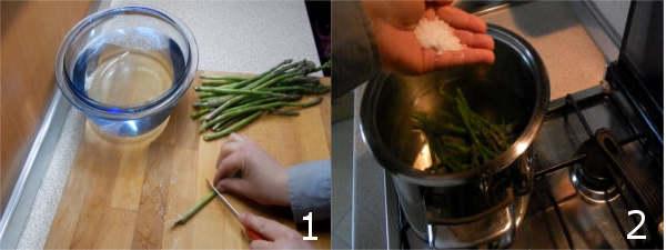 ricette asparagi 1 2