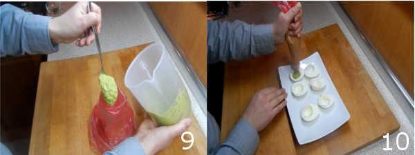 uova ripiene senza tonno 9 10