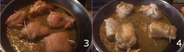 involtini pollo