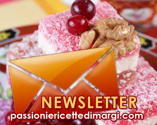 Newsletter Ricette