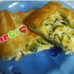 Torta salata con zucchine e ricotta, ricette semplici