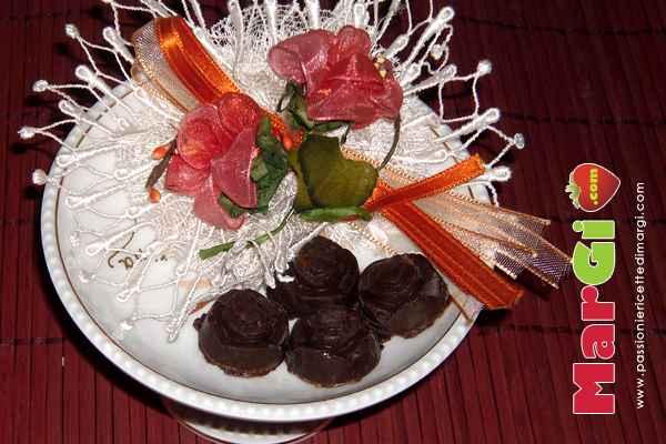 Cioccolatini alle nocciole e caffè