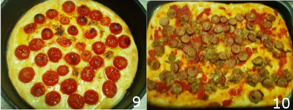 ricetta pasta per pizza
