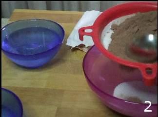 glassa lucida per torte