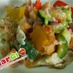 Pancotto con ortaggi, ricetta riciclo pane raffermo