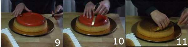 ricetta con foto torta mimosa