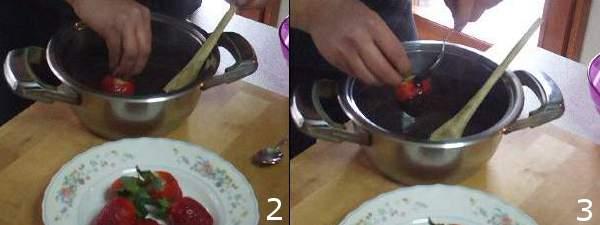 ricette fragole