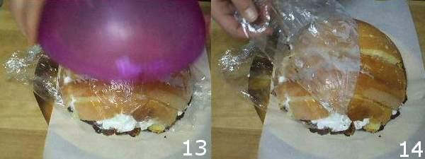 riciclare pan di spagna