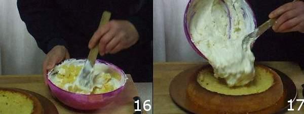 torte con crema pasticcera
