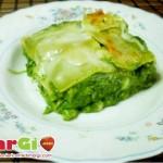 lasagne con crema di broccoli
