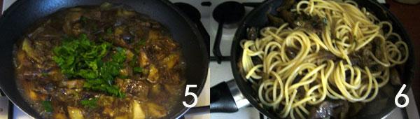 spaghetti-carciofi