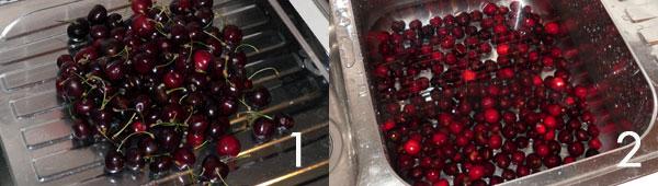 ricette ciliegie