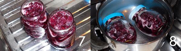 cuocere le ciliegie