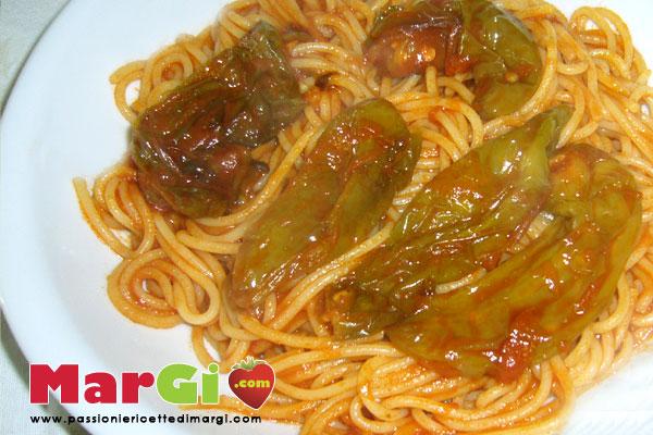 Spaghetti con friggitelli