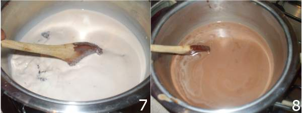 ricetta gelato al cioccolato