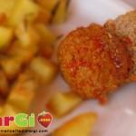 Polpette di carne con mollica