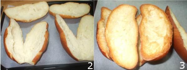 ricetta panino